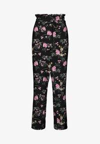 Vero Moda - Pantaloni - black - 4