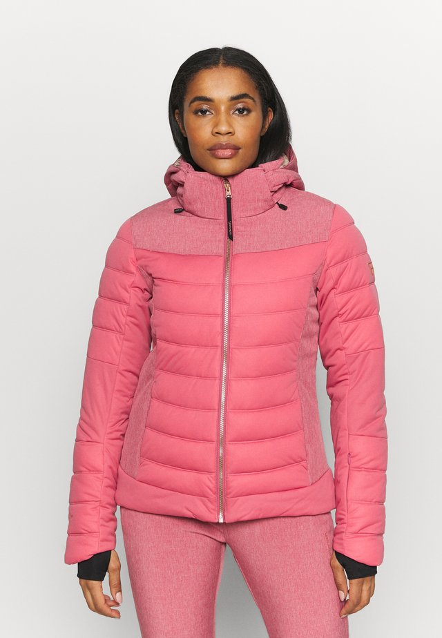 JACIANO WOMEN SNOWJACKET - Giacca da snowboard - pink grape