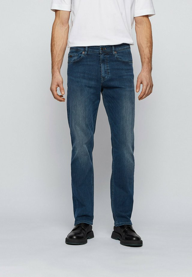 ALBANY BC-L-P - Jeans baggy - dark blue