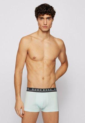 3-PACK - Pants - light grey