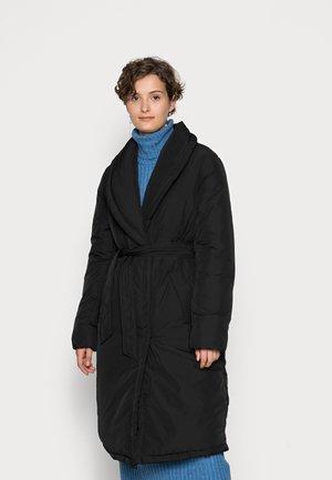 FERIZA PADDED COAT - Classic coat - black