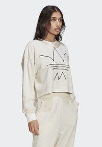 adidas Originals - Sweatshirt - off white mel - 2