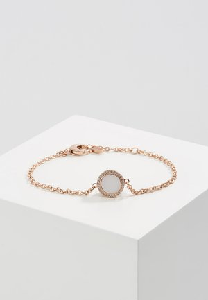 CLASSICS - Pulsera - rose gold-coloured