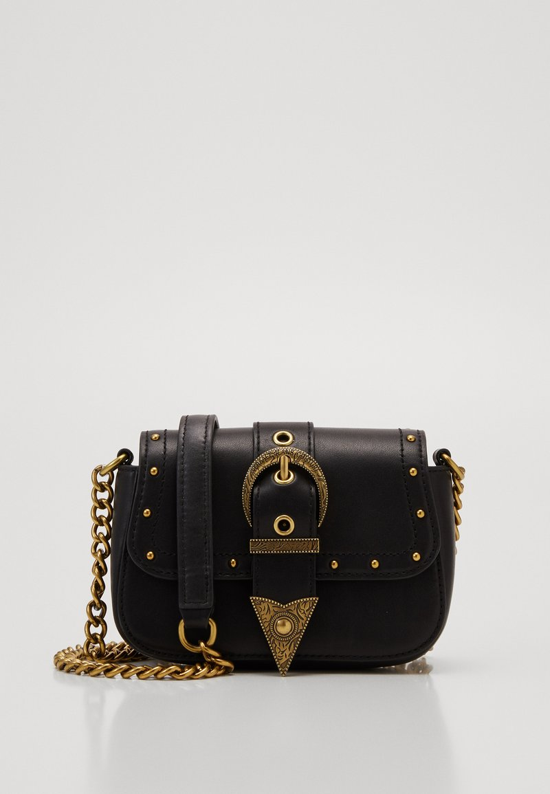 Versace Jeans Couture - DISCOBAGRODEO - Across body bag - nero
