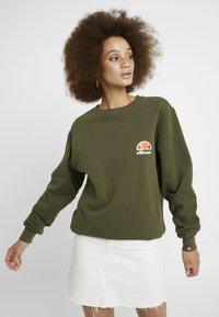 Ellesse - HAVERFORD - Sweatshirt - khaki - 0