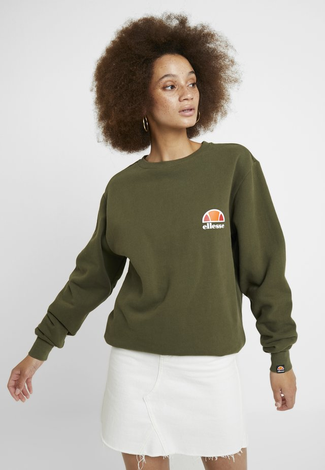 HAVERFORD - Sweatshirt - khaki