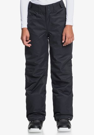 BACKYARD GIRL - Snow pants - true black