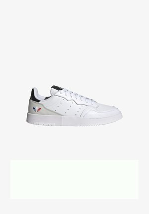 SUPERCOURT SUPER COURT ORIGINALS SNEAKERS SHOES - Sneakersy niskie - white