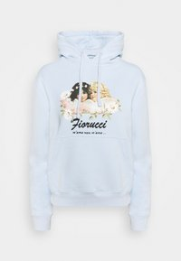Fiorucci - DAISY ANGELS HOODIE - Mikina - pale blue - 4