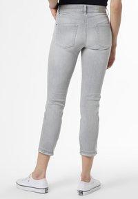 Cambio - Denim shorts - grau - 1