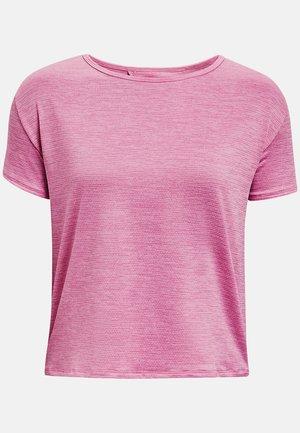 TECH VENT - Basic T-shirt - planet pink