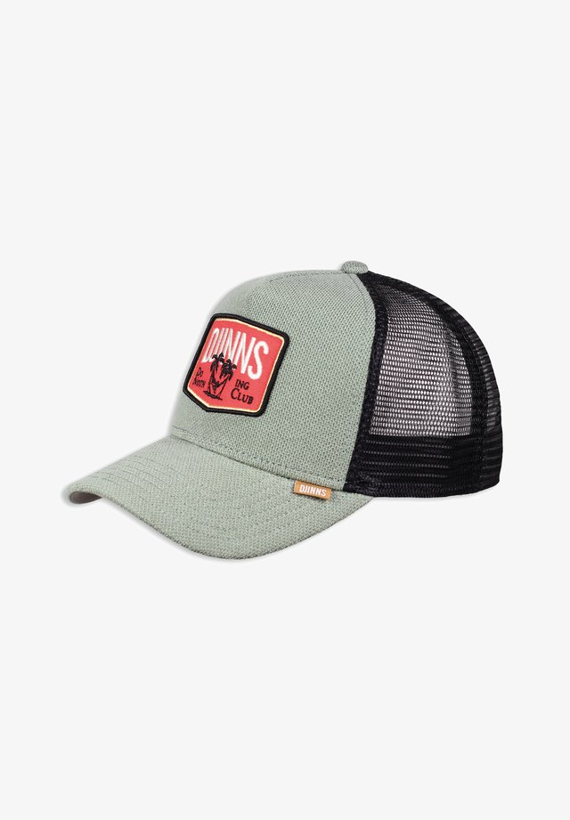 NOTHING CLUB PIQUÉ - Casquette - green