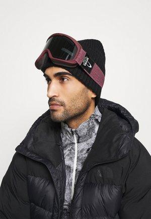 FRAME 2.0 PRO XL UNISEX - Ski goggles - dark grey/persimmon