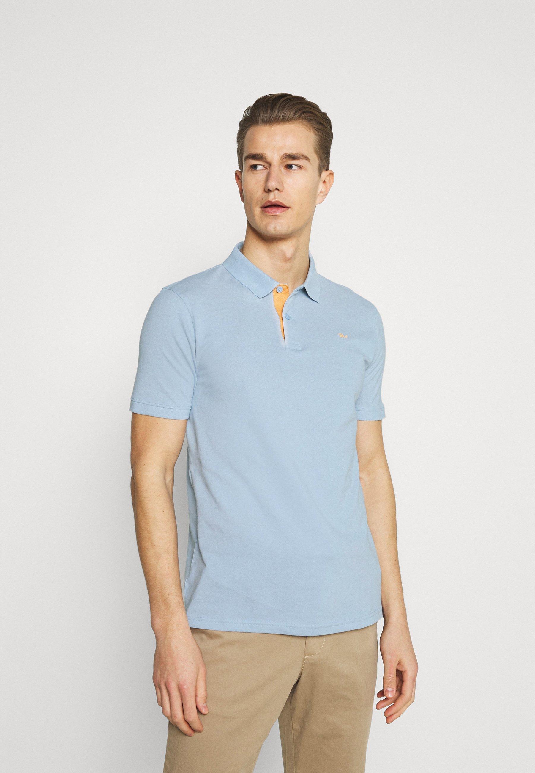 Men Polo shirt - tanagerturkise