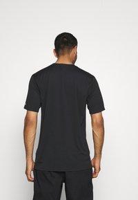 Burton - MULTIPATH - T-shirts med print - true black - 2
