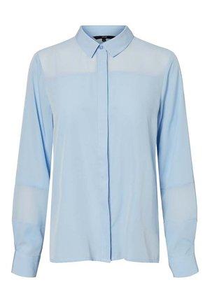 HAUCHZARTE - Button-down blouse - placid blue