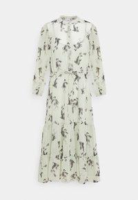 ICHI - CELESTE - Shirt dress - desert sage - 0