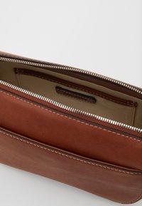 Marc O'Polo - CROSSBODY BAG - Across body bag - authentic cognac - 2