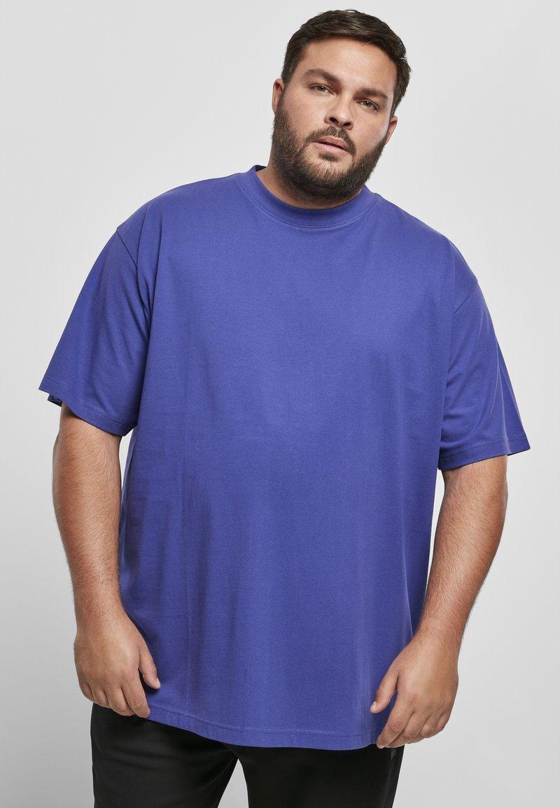 Urban Classics - T-shirt - bas - bluepurple