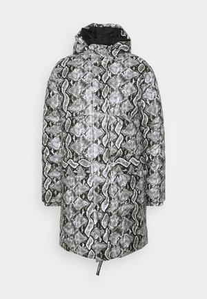 KABAN - Zimní kabát - black