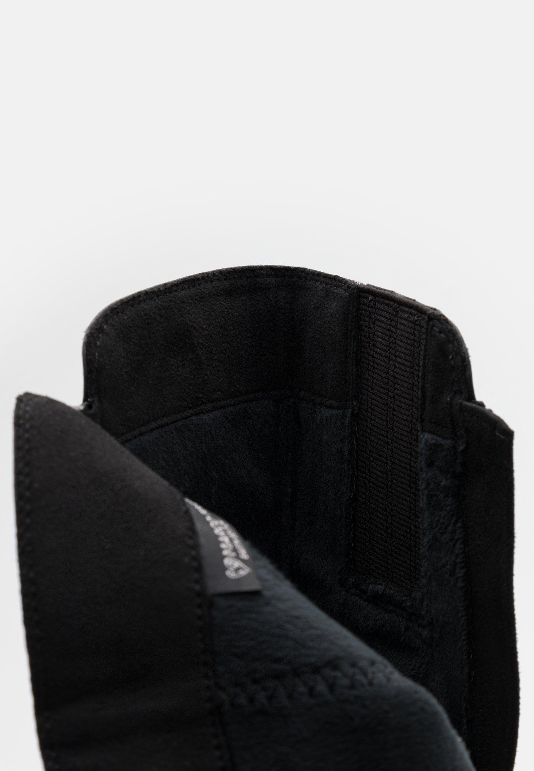 BOOTS Platåstövlar black antic