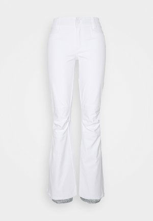 CREEK - Snow pants - bright white