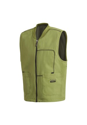01 R.Y.V. VEST - Waistcoat - green
