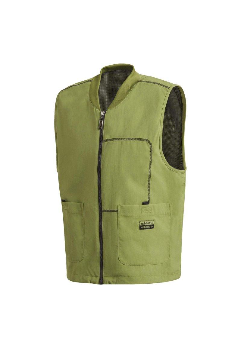 adidas Originals - 01 R.Y.V. VEST - Waistcoat - green