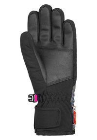 Reusch - AIMÉE JUNIOR - Gloves - black grey melan pink glo - 2