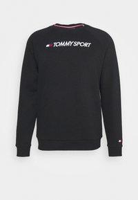 Tommy Hilfiger - LOGO CREW - Sweatshirt - black - 4