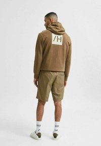 Selected Homme - Shorts - capers - 2