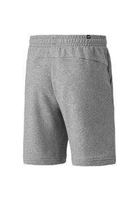 Puma - ESSENTIALS  - Shorts - medium gray heather - 1