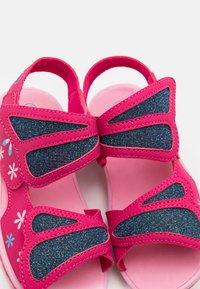 Kappa - Walking sandals - pink - 5