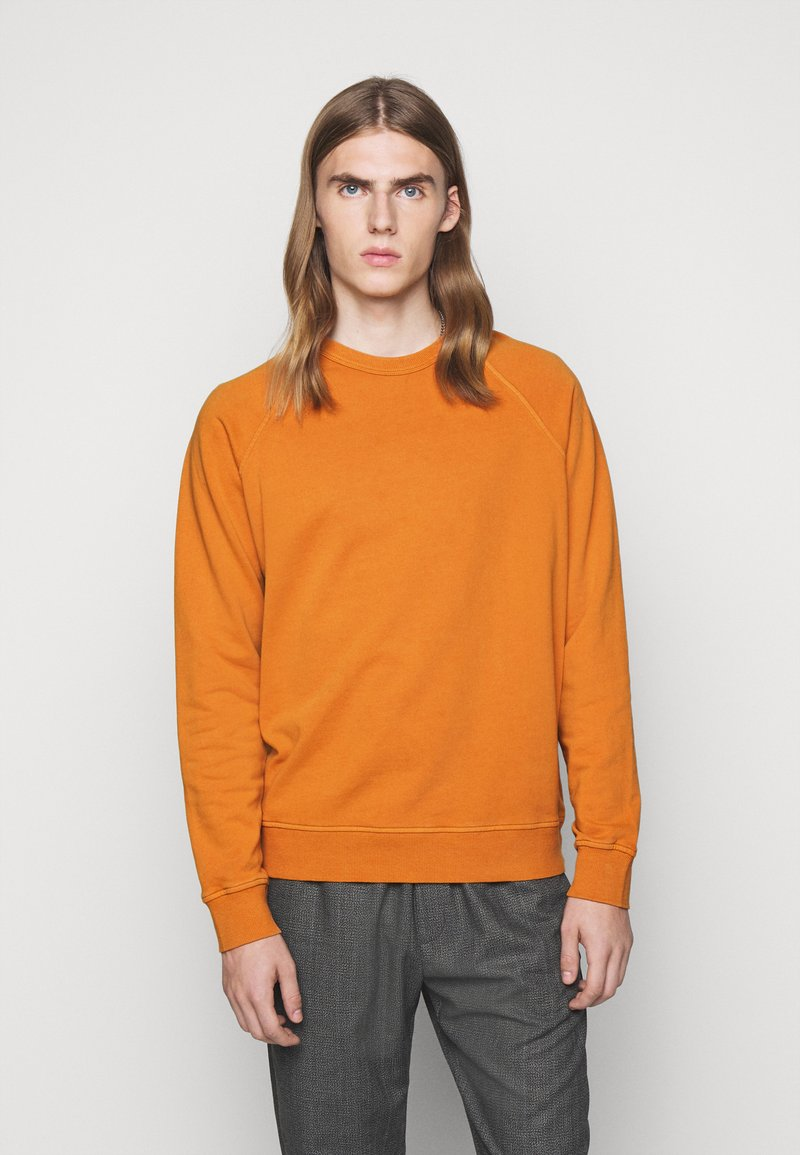 YMC You Must Create - SCHRANK RAGLAN - Sweatshirt - yellow