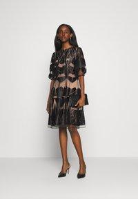 Alberta Ferretti - DRESS - Cocktail dress / Party dress - black - 1