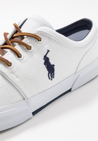 Polo Ralph Lauren - FAXON - Sneaker low - pure white - 5
