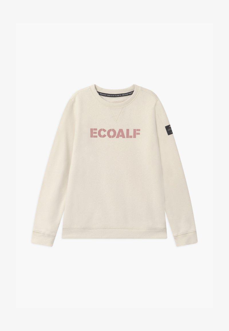 Ecoalf - PAPAYA KIDS UNISEX - Sweater - off white