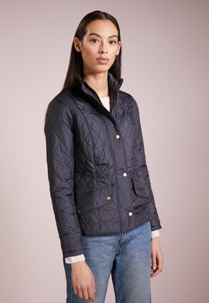 FLYWEIGHT CAVALRY QUILT - Light jacket - navy