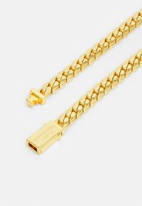 Northskull - EXCLUSIVE CURB NECKLACE UNISEX - Necklace - gold-coloured - 2