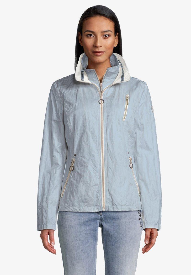 Gil Bret - 2 IN 1  - Light jacket - dusty blue