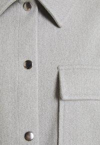 Gina Tricot - MAJKEN JACKET - Lett jakke - grey melange - 2
