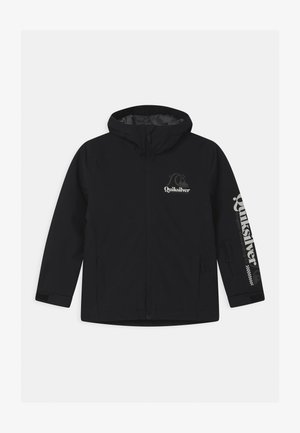 IN THE HOOD UNISEX - Snowboardová bunda - true black
