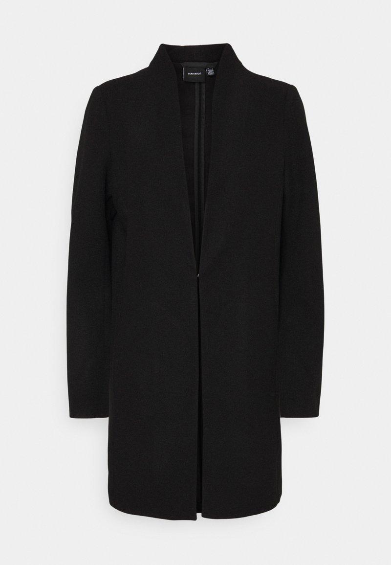 Vero Moda - VMDAFNEMIE JACKET - Krótki płaszcz - black