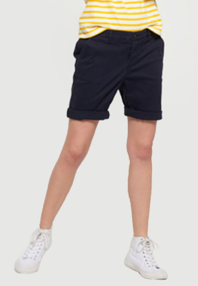 CITY - Shorts - blue