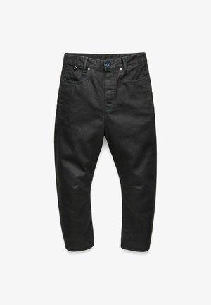 C-STAQ 3D BOYFRIEND - Jeans Tapered Fit - pitch black