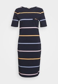 Barbour - STOKEHOLD DRESS - Jersey dress - navy - 5