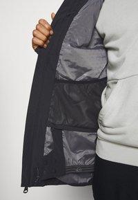 Quiksilver - TAMARACK - Snowboard jacket - true black - 6