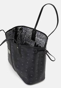 MCM - PROJECT SHOPPER - Handbag - black - 4