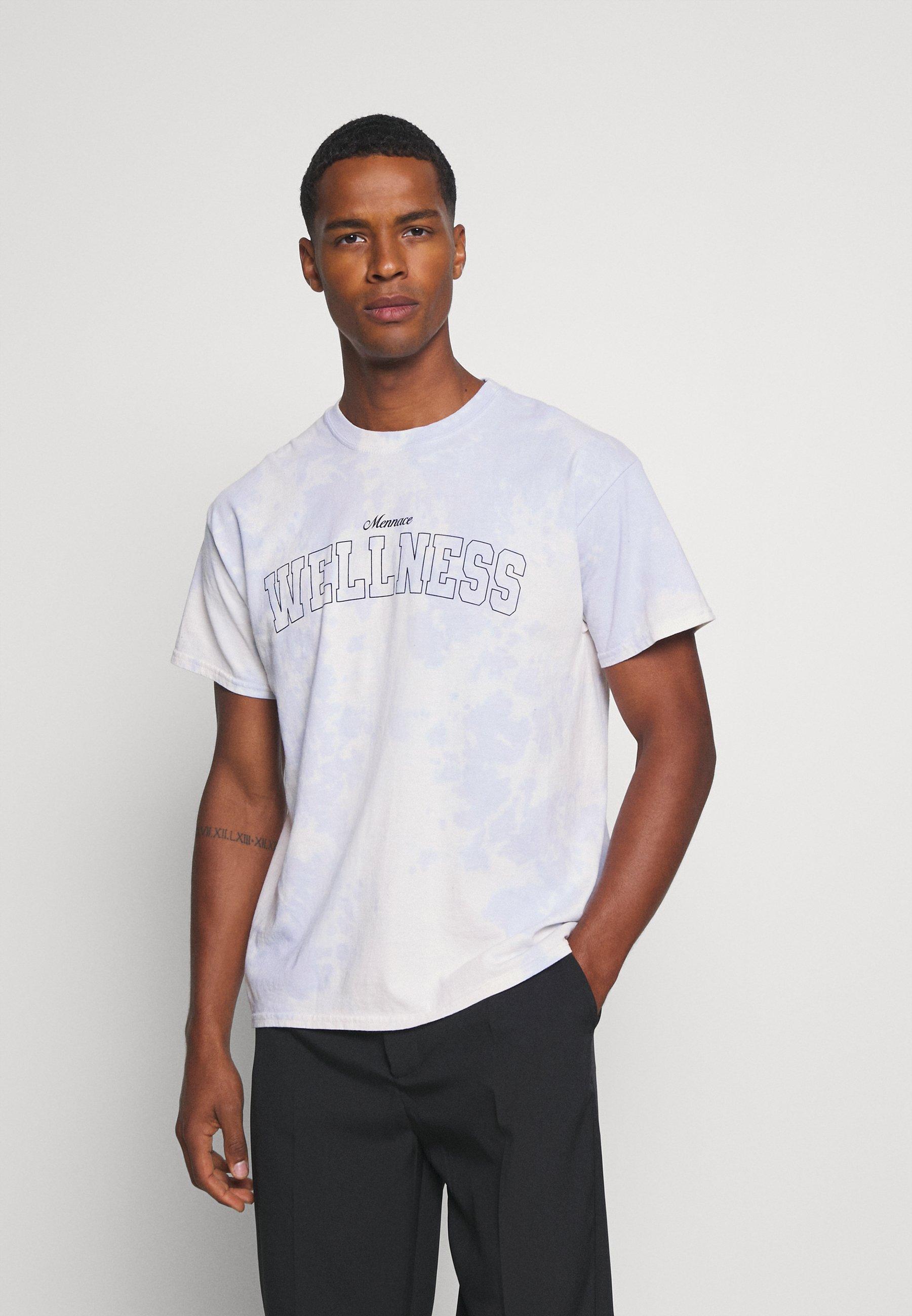 Herren MENNACE WELLNESS REGULAR  - T-Shirt print