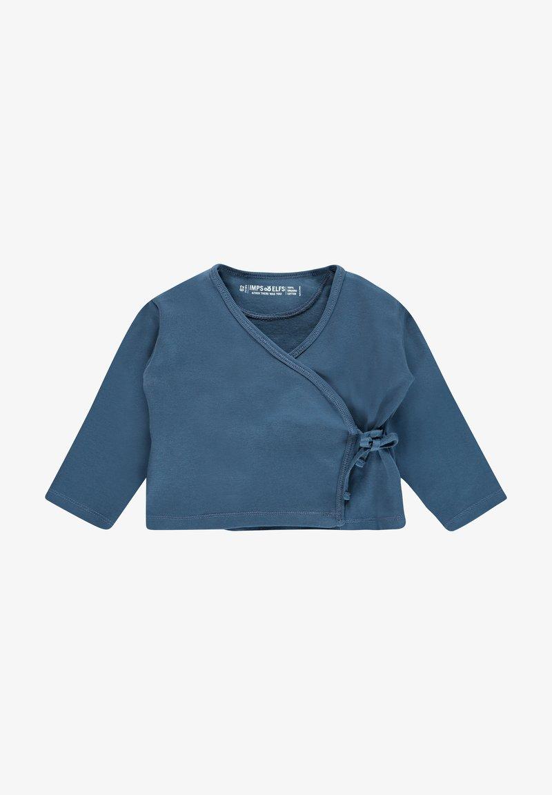 Imps&Elfs - Long sleeved top - steel blue